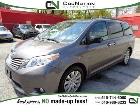 2015 Toyota Sienna for sale at CarNation AUTOBUYERS Inc. in Rockville Centre NY