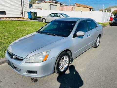 2007 Honda Accord for sale at Kensington Family Auto in Kensington CT