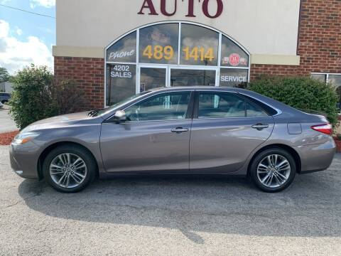 2016 Toyota Camry for sale at Professional Auto Sales & Service in Fort Wayne IN
