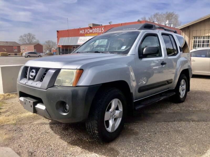 2006 Nissan Xterra for sale at Top Gun Auto Sales, LLC in Albuquerque NM