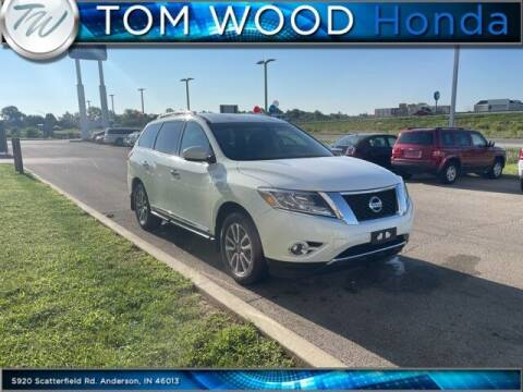 2013 Nissan Pathfinder for sale at Tom Wood Honda in Anderson IN
