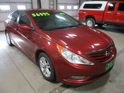 2013 Hyundai Sonata for sale at Granite Auto Sales in Redgranite WI