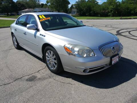 2011 Buick Lucerne for sale at Magana Auto Sales Inc in Aurora IL