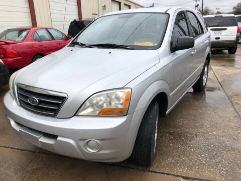 2008 Kia Sorento for sale at Auto Access in Irving TX