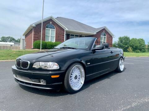 2003 BMW 3 Series for sale at HillView Motors in Shepherdsville KY