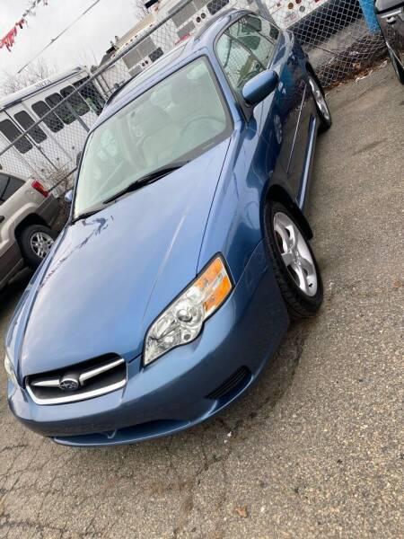 2007 Subaru Legacy for sale at Bob Luongo's Auto Sales in Fall River MA