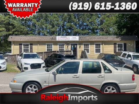 2000 Volvo S70 for sale at Raleigh Imports in Raleigh NC