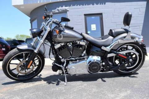 2014 Harley-Davidson FXSB103 Breakout for sale at Heritage Automotive Sales in Columbus in Columbus IN