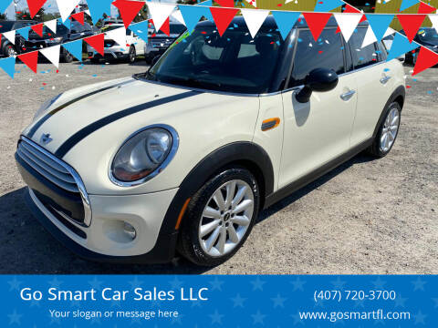 2015 MINI Hardtop 4 Door for sale at Go Smart Car Sales LLC in Winter Garden FL