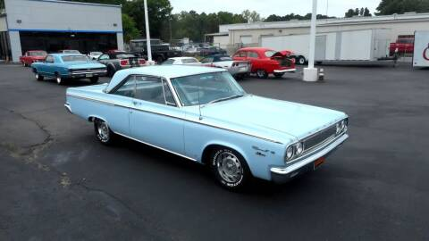 1965 Dodge Coronet for sale at Classic Connections in Greenville NC