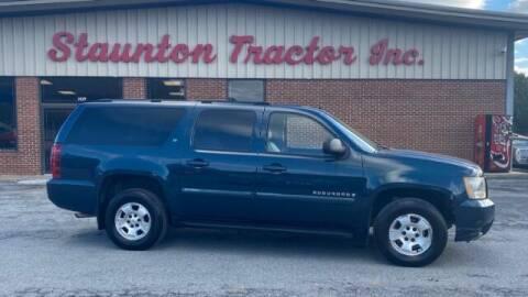 2007 Chevrolet Suburban for sale at STAUNTON TRACTOR INC in Staunton VA