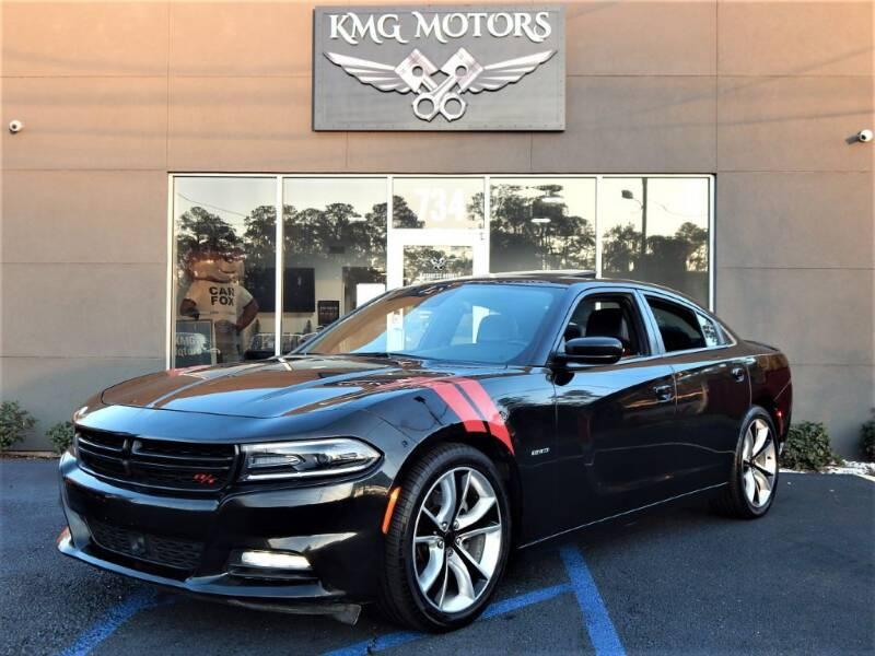 2015 Dodge Charger for sale at KMG Motors in Slidell LA