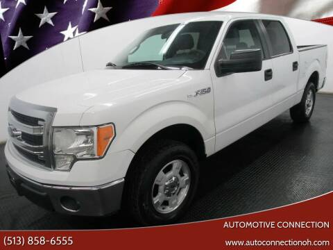 2014 Ford F-150 for sale at Automotive Connection in Fairfield OH