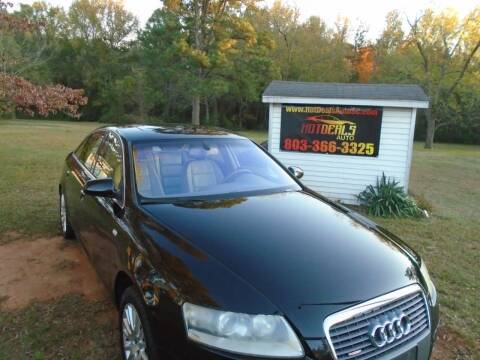 2006 Audi A6 for sale at Hot Deals Auto LLC in Rock Hill SC