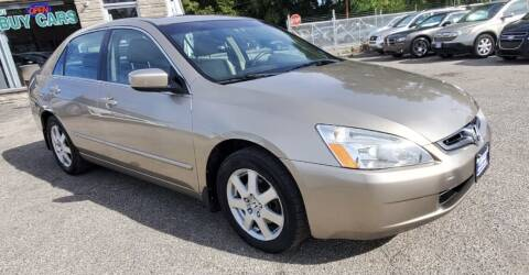 2005 Honda Accord for sale at Nile Auto in Columbus OH