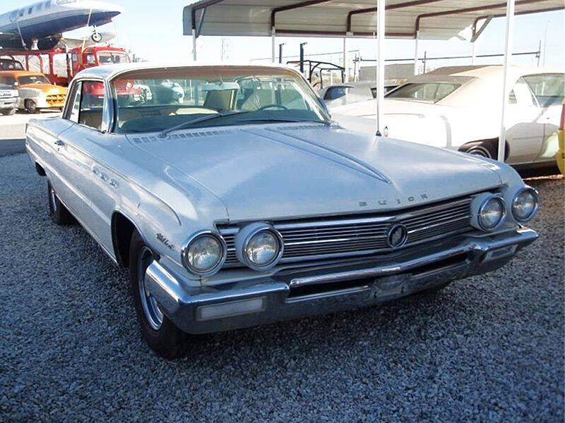 1962 Buick Wildcat for sale at Collector Car Channel - Desert Gardens Mobile Homes in Quartzsite AZ