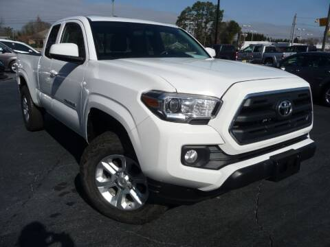2016 Toyota Tacoma for sale at Wade Hampton Auto Mart in Greer SC