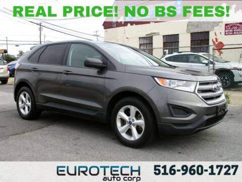 2017 Ford Edge for sale at EUROTECH AUTO CORP in Island Park NY