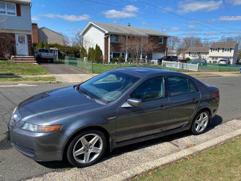 2005 Acura TL for sale at Bluesky Auto in Bound Brook NJ