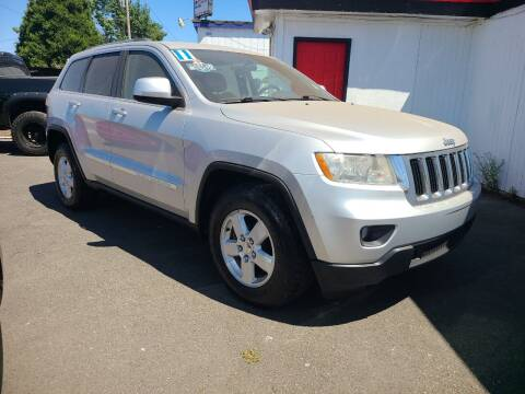 2011 Jeep Grand Cherokee for sale at Universal Auto Sales in Salem OR