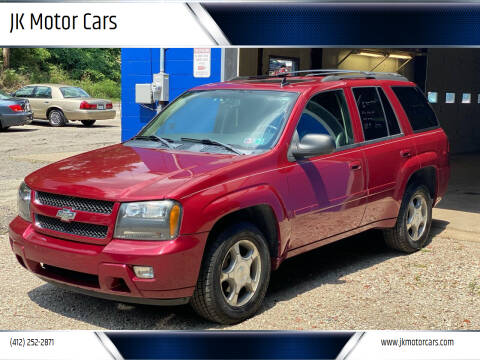 2006 Chevrolet TrailBlazer for sale at JK Motor Cars in Pittsburgh PA