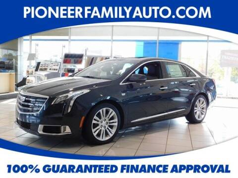 2019 Cadillac XTS for sale at Pioneer Family auto in Marietta OH