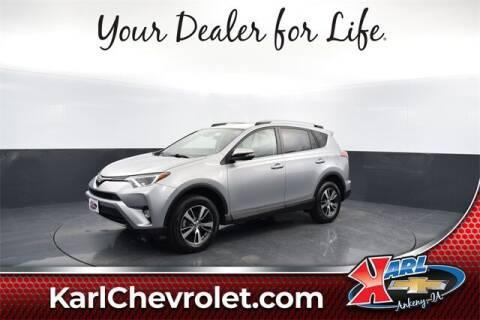 2018 Toyota RAV4 for sale at Karl Pre-Owned in Glidden IA