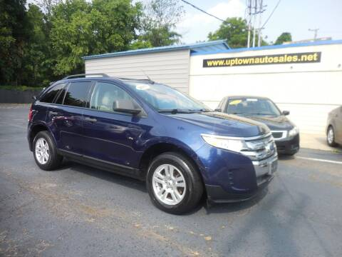 2011 Ford Edge for sale at Uptown Auto Sales in Charlotte NC