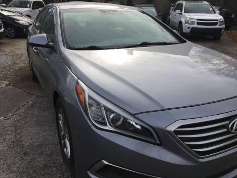 2016 Hyundai Sonata for sale at 540 AUTO SALES in Chicago IL