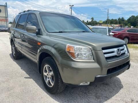 2007 Honda Pilot for sale at Marvin Motors in Kissimmee FL