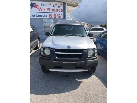 2004 Nissan Xterra for sale at My Value Car Sales in Venice FL