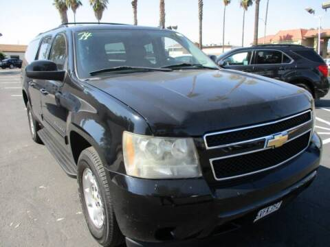 2011 Chevrolet Suburban for sale at F & A Car Sales Inc in Ontario CA