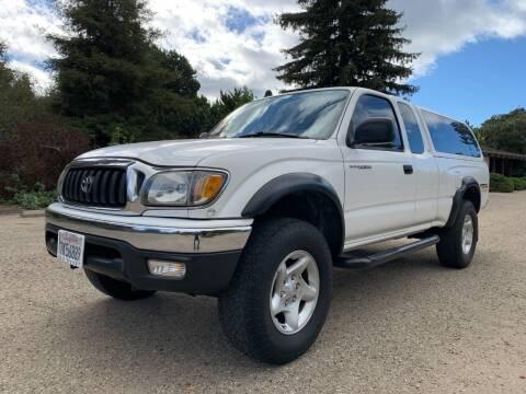 2004 Toyota Tacoma for sale at Santa Barbara Auto Connection in Goleta CA