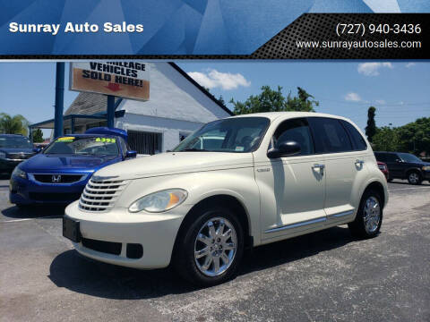 2008 Chrysler PT Cruiser for sale at Sunray Auto Sales Inc. in Holiday FL