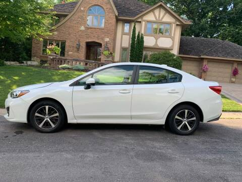 2019 Subaru Impreza for sale at You Win Auto in Metro MN