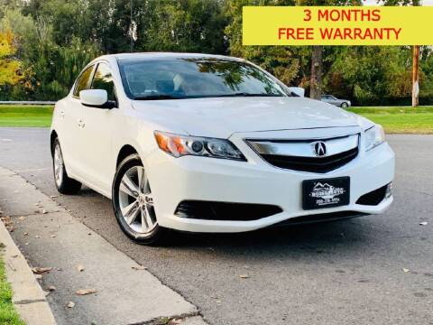 2013 Acura ILX for sale at Boise Auto Group in Boise ID