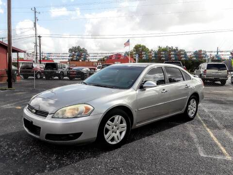 2007 Chevrolet Impala for sale at Rons Auto Sales in Stockdale TX