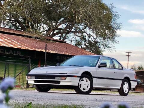 1990 Honda Prelude for sale at OVE Car Trader Corp in Tampa FL