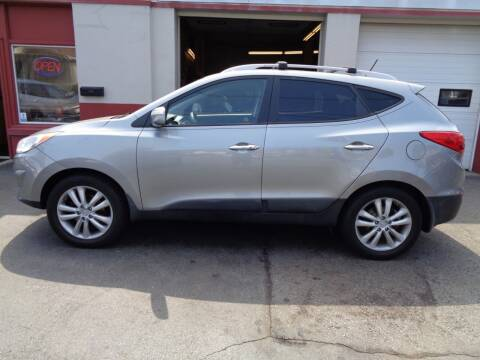 2013 Hyundai Tucson for sale at Best Choice Auto Sales Inc in New Bedford MA