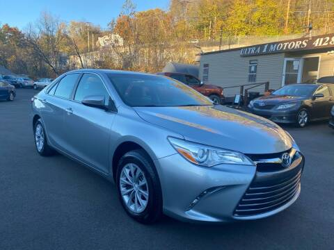 2017 Toyota Camry for sale at Ultra 1 Motors in Pittsburgh PA
