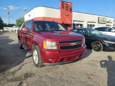 2007 Chevrolet Avalanche for sale at Best Buy Wheels in Virginia Beach VA