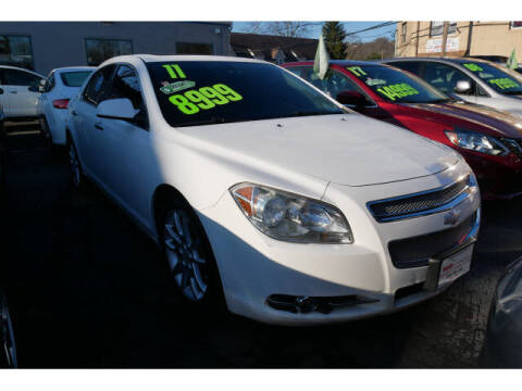 2011 Chevrolet Malibu for sale at M & R Auto Sales INC. in North Plainfield NJ