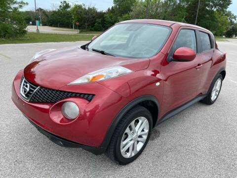 2012 Nissan JUKE for sale at Central Motor Company in Austin TX