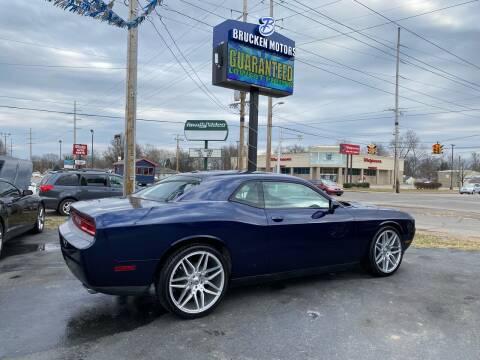 2013 Dodge Challenger for sale at Brucken Motors in Evansville IN