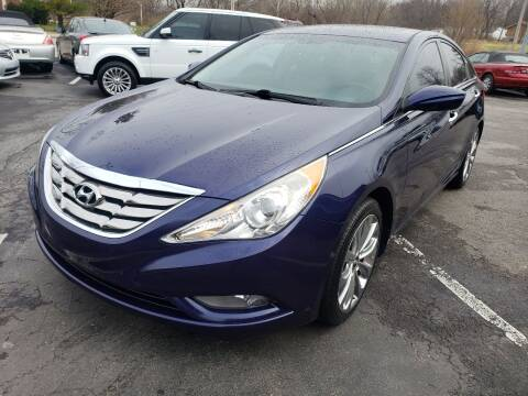 2012 Hyundai Sonata for sale at Auto Choice in Belton MO