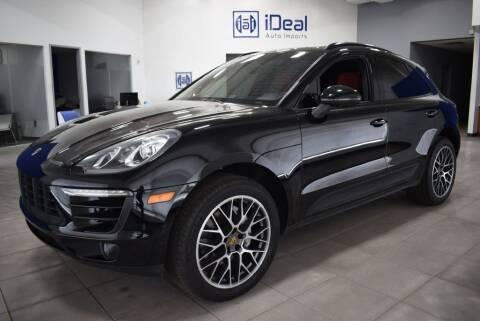 2016 Porsche Macan for sale at iDeal Auto Imports in Eden Prairie MN