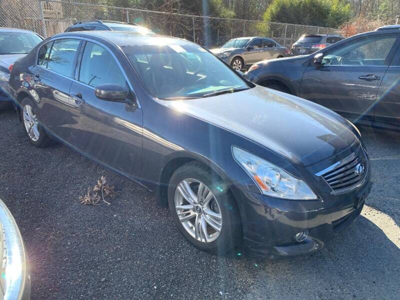 2010 Infiniti G37 for sale at Mike's Auto Sales in Westport MA