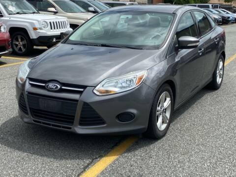 2014 Ford Focus for sale at MAGIC AUTO SALES - Magic Auto Prestige in South Hackensack NJ