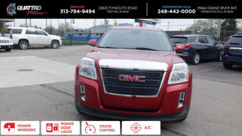 2013 GMC Terrain for sale at Quattro Motors 2 - 1 in Redford MI