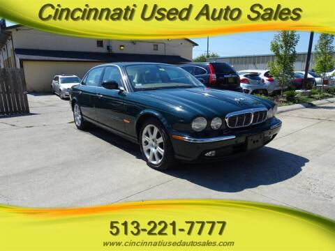2005 Jaguar XJ-Series for sale at Cincinnati Used Auto Sales in Cincinnati OH